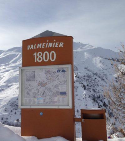 1800 mètres d'altitude
