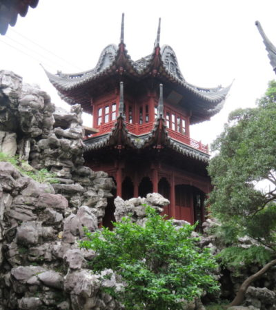 parc shanghai yuyuan voyagespia 1024x768 400x450 - Shanghai