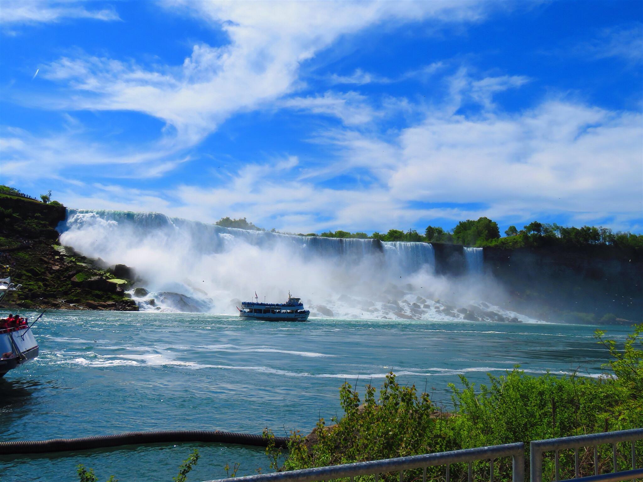 Chute du Niagara - Canada