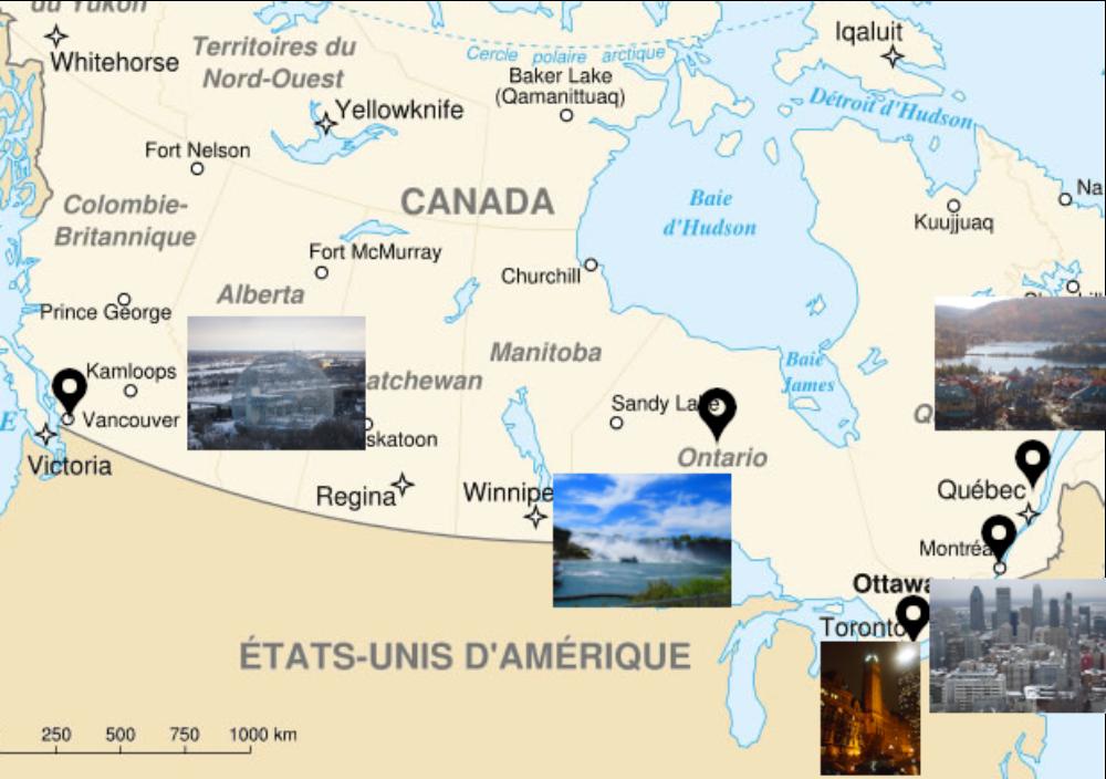 carte canada voyagespia 1000x704 - Canada