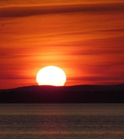 Coucher de soleil sur lîle Saint Bernard VoyagesPIA 1024x576 400x450 - Châteauguay