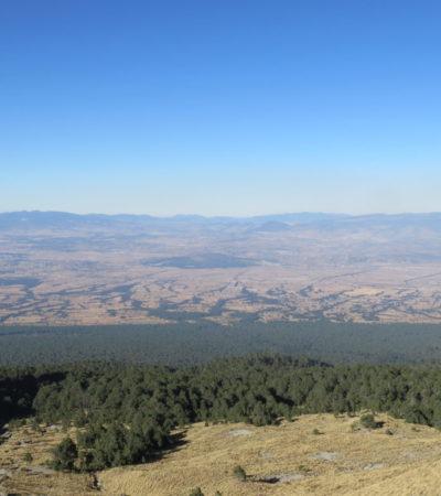 Horizon de la Malinche du Mexique VoyagesPIA 1024x768 400x450 - La Malinche