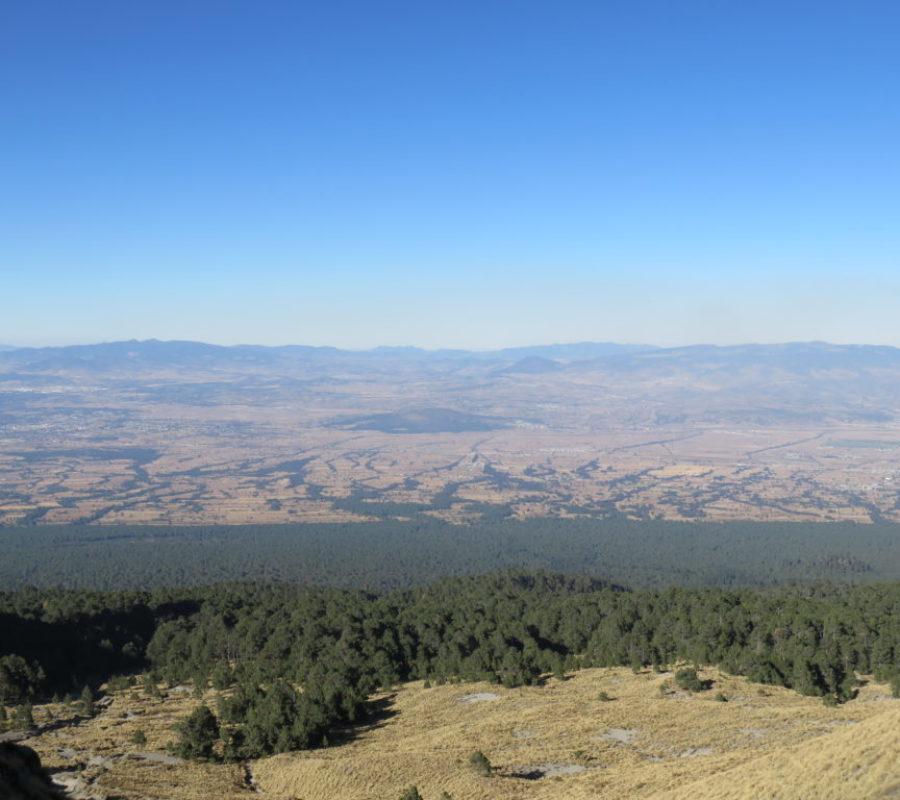 Horizon de la Malinche du Mexique VoyagesPIA 1024x768 900x800 - Blog de Voyages