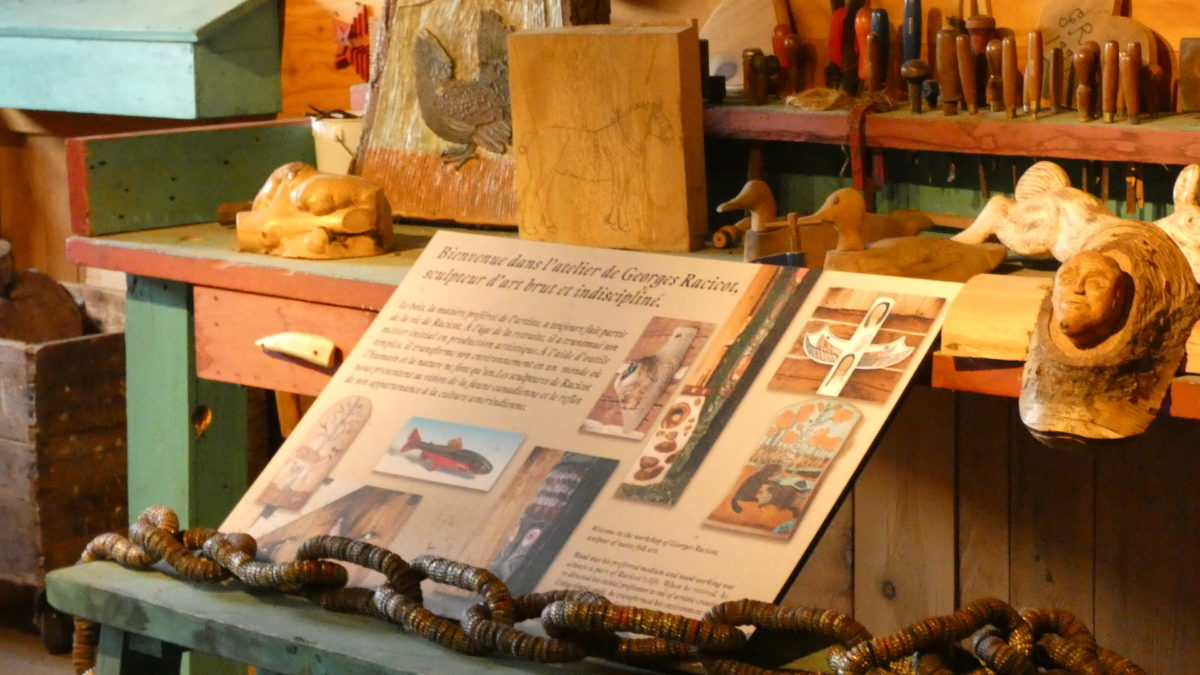 Musée de la ferme du Parc Oméga VoyagesPIA - Châteauguay