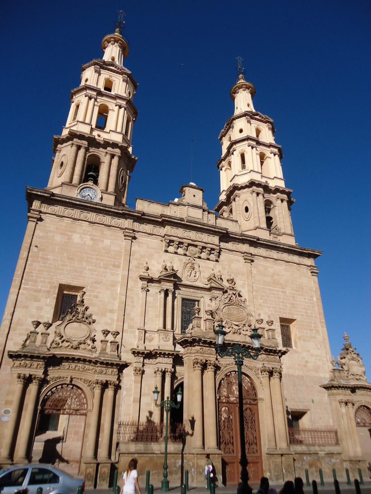 Cathédrale de Mérida au Mexique VoyagesPIA - Mexique