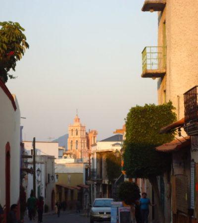 Centre ville de Santiago de Querétaro au Mexique VoyagesPIA 1024x768 400x450 - Santiago de Querétaro