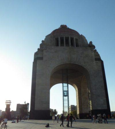 Monument de la révolution mexicaine VoyagesPIA 1024x768 400x450 - Mexico
