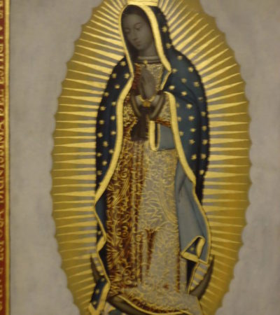 Notre Dame de Guadalupe Mexico VoyagesPIA 768x1024 400x450 - Mexico