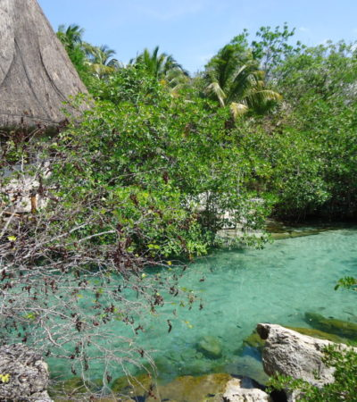 Parc Xcaret rivière 2 à Playa Del Carmen au Mexique VoyagesPIA 1024x768 400x450 - Playa Del Carmen