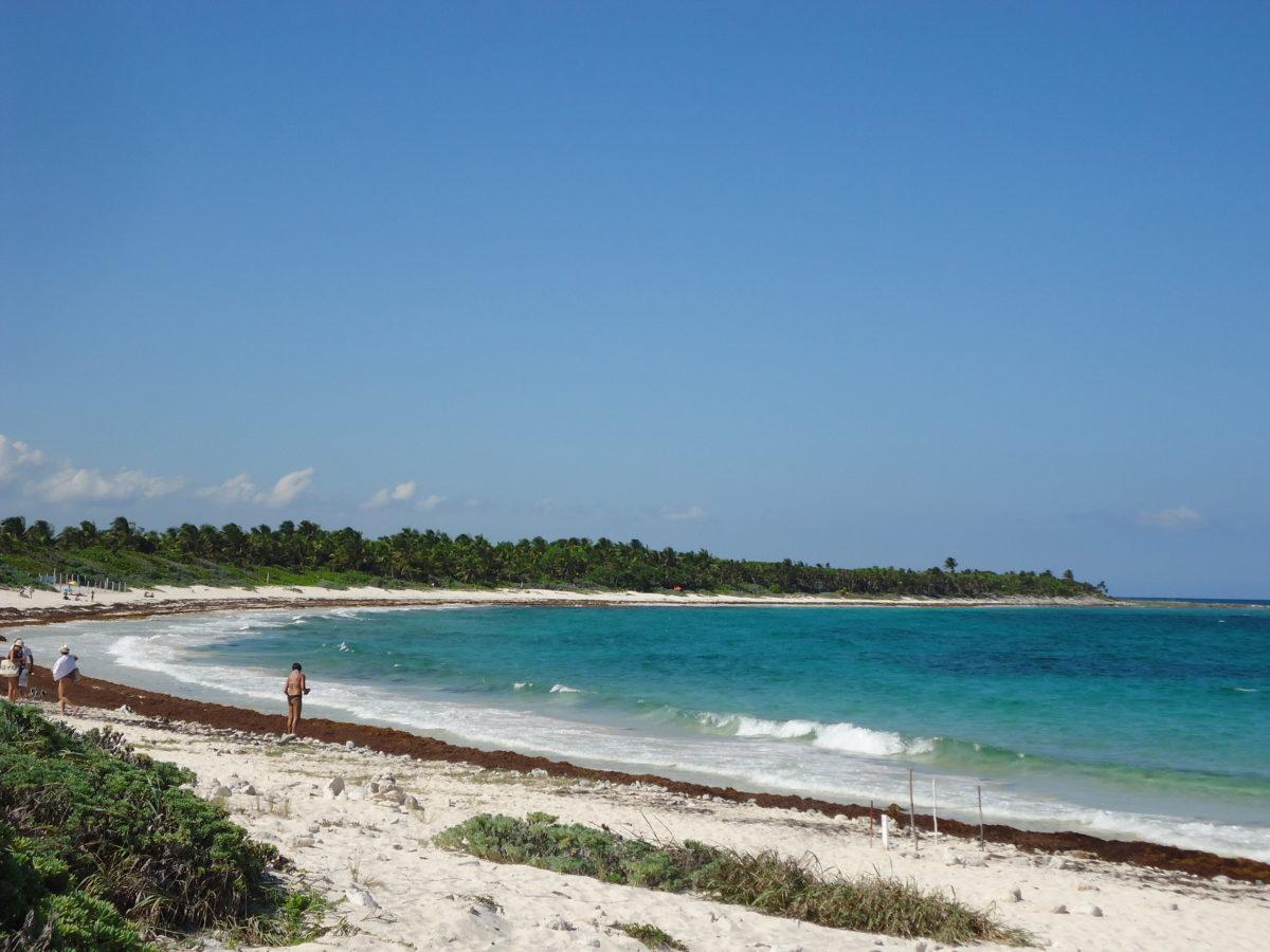 Plage 2 à Playa Del Carmen au Mexique VoyagesPIA - Cancun
