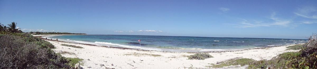 Plage à Playa Del Carmen au Mexique VoyagesPIA.JP  - Cancun