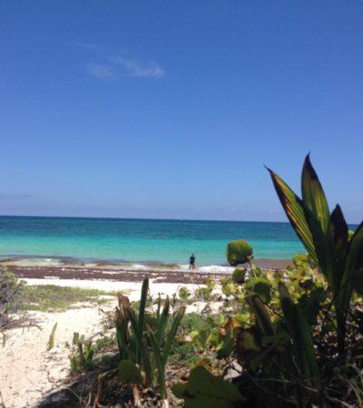 Plage et mer de Cancun au Mexique VoyagesPIA 1024x768 400x450 - Cancun