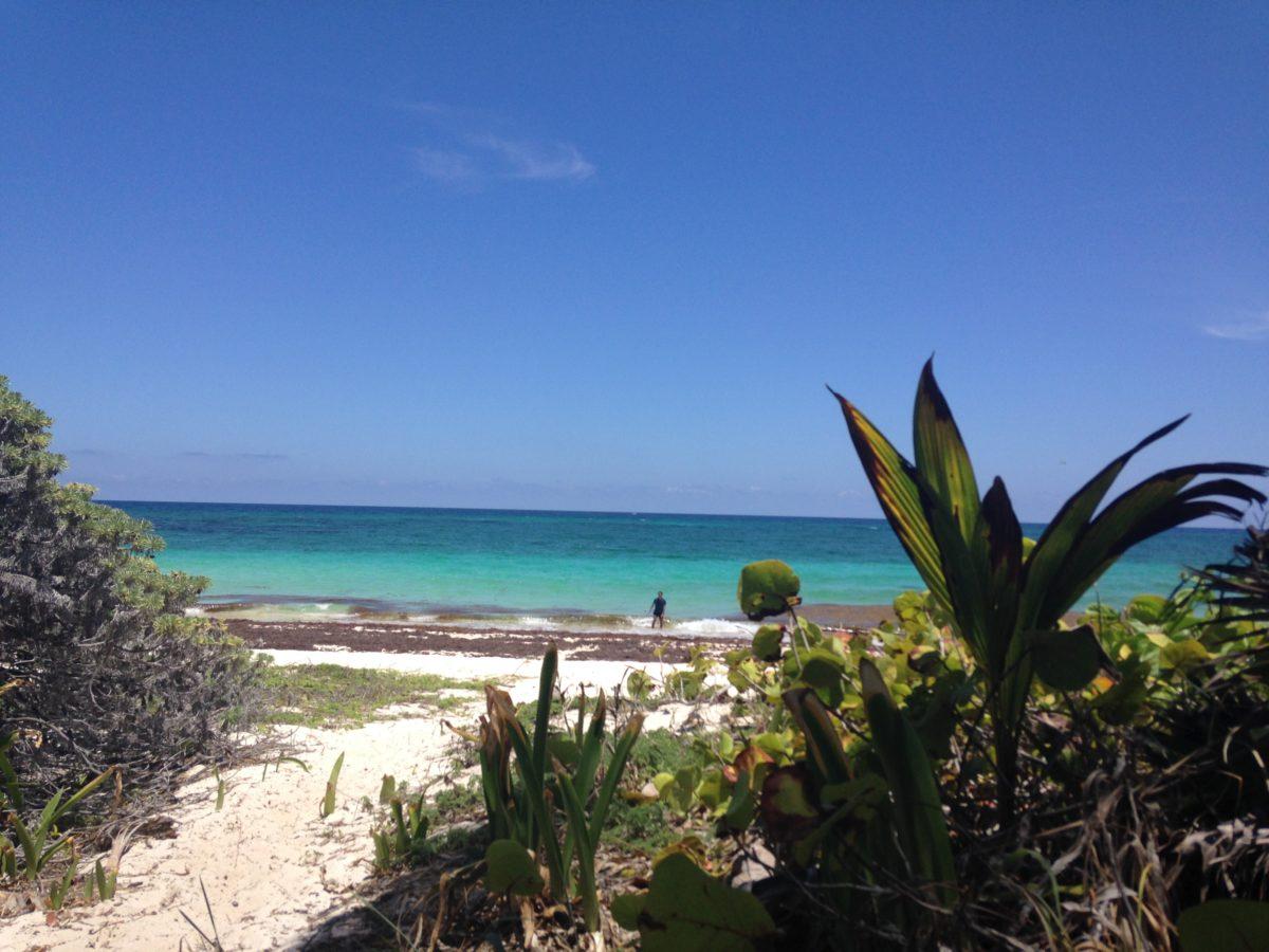 Plage et mer de Cancun au Mexique VoyagesPIA - Mexique