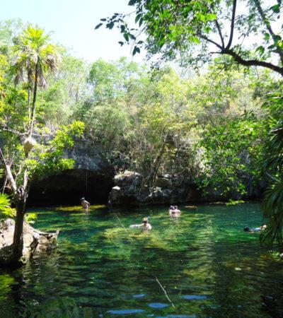 Rivière 4 Chikin Ha au Mexique VoyagesPIA 1024x768 400x450 - Cancun