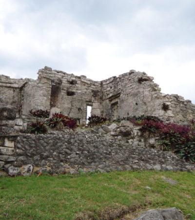 Ruines de Maya à Tulum au Mexique VoyagesPIA 1024x768 400x450 - Cancun