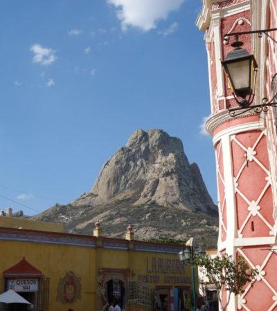 Vue sur la montagne de Santiago de Querétaro au Mexique VoyagesPIA 1024x768 400x450 - Santiago de Querétaro