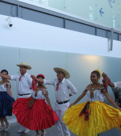 Accueil de Bienvenue Aéroport Acapulco VoyagesPIA 1024x768 400x450 - Acapulco