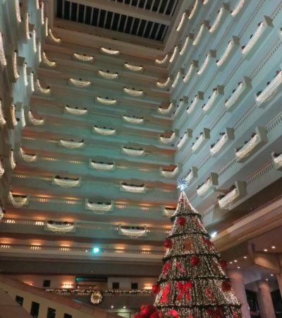 Hôtel Princess Mundo Imperial intérieur à Acapulco au Mexique VoyagesPIA 768x1024 400x450 - Acapulco