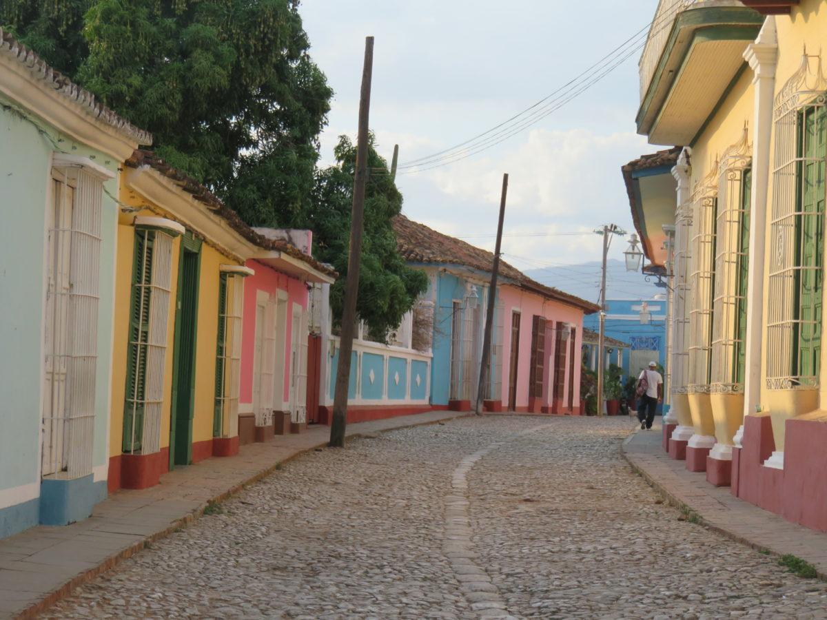 Maisons coloniales de Trinidad VoyagesPIA - Cuba