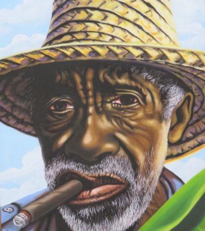 Photo portrait Homme cubain VoyagesPIA 1 768x1024 400x450 - Viñales