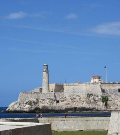 Le Fort El Morro de la Havane VoyagesPIA 1024x768 400x450 - Havane