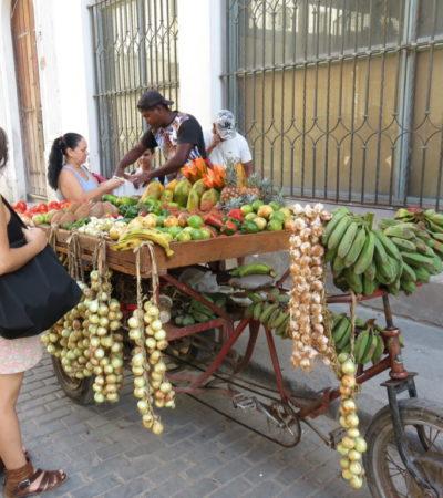 Marchand de fruits et légumes à la Havane VoyagesPIA 1024x768 400x450 - Havane