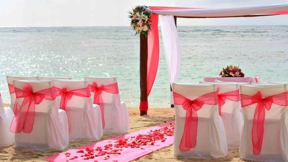 Mariage à la plage VoyagesPIA - Voyages de Noces
