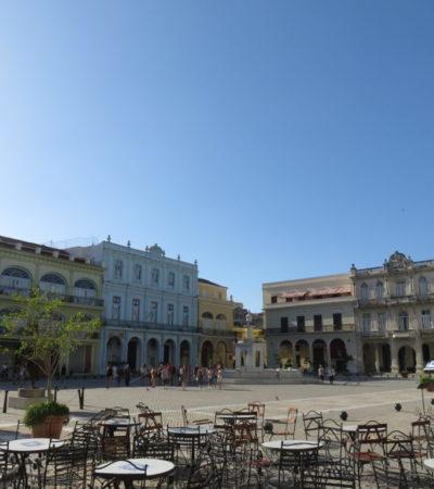 Place de la Cathédrale à la Havane à Cuba VoyagesPIA 1024x768 400x450 - Havane