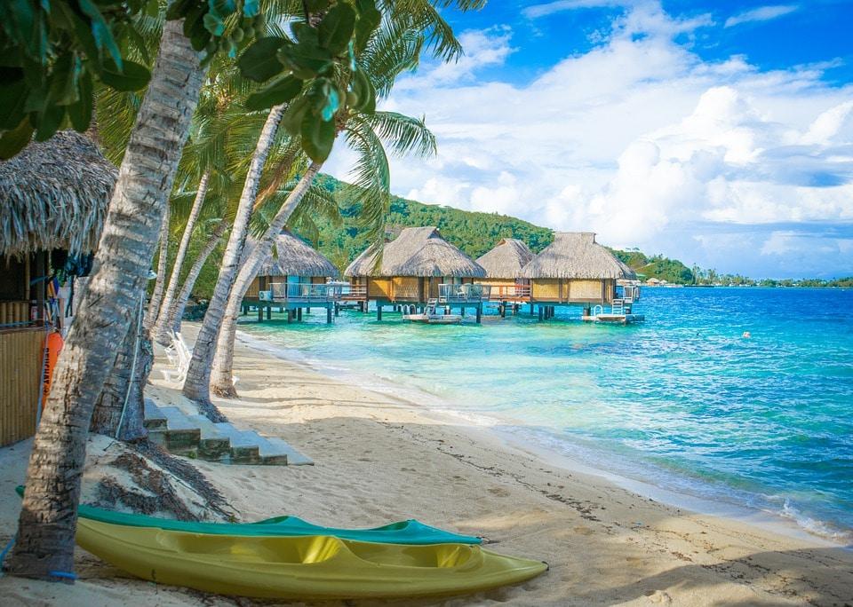 Bora Bora VoyagesPIA - Polynésie