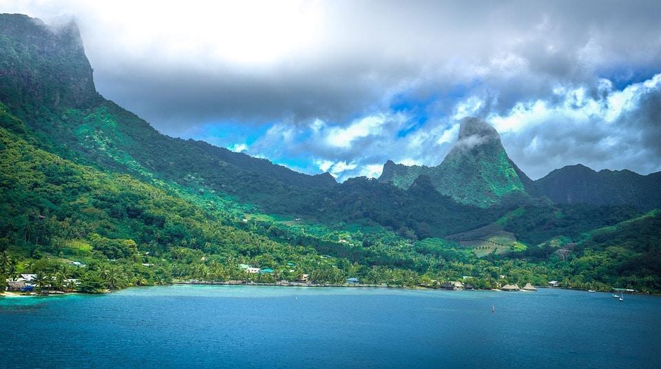 Moorea VoyagesPIA - Polynésie